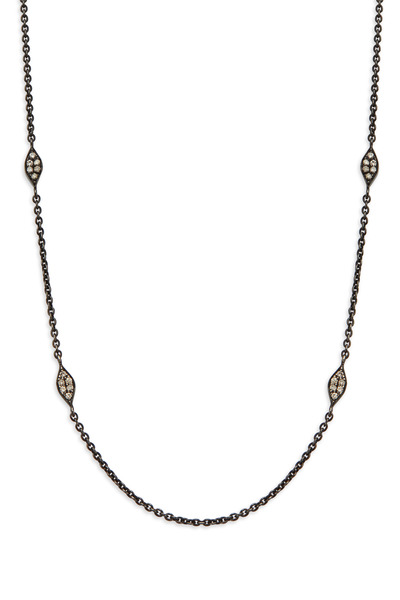 Sutra - 18K Rose Gold Diamond Chain