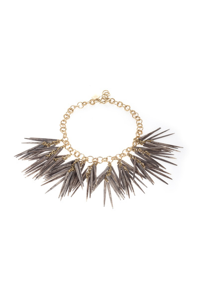 Ashley Pittman - Wooden Dagger Necklace