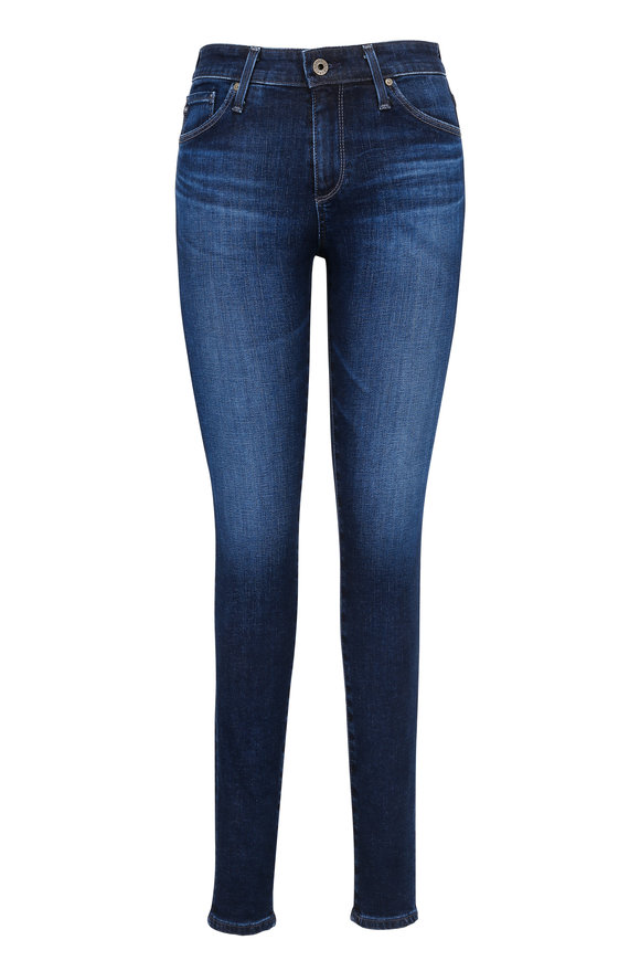 AG - Adriano Goldschmied The Farrah High-Rise Skinny Jean