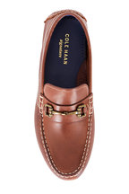 Cole Haan - Kelson British Tan Leather Bit Driver