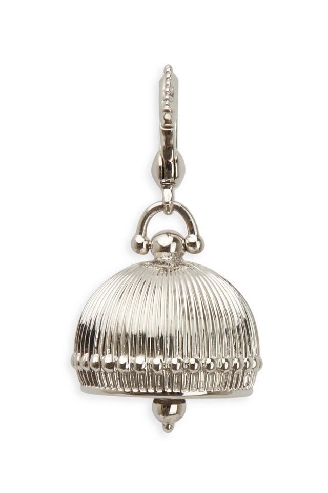 Meditation Bell Sterling Silver Pendant