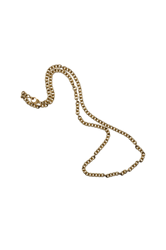 Sylva & Cie 14K Yellow Gold Luca Chain