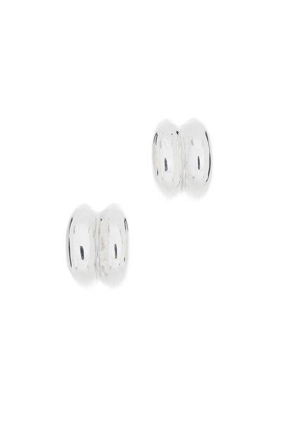 Patricia von Musulin - Sterling Silver Double Scroll Earrings