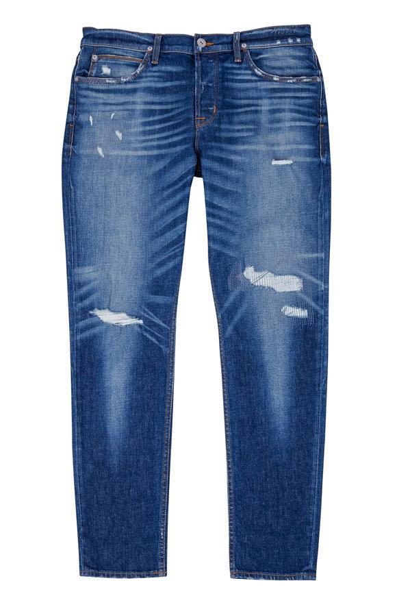 Hudson Clothing Axl Skinny Distressed Jean