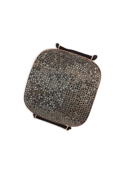 Tulah Jem - Black Diamond Cuff Bracelet