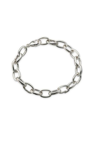 Monica Rich Kosann - Sterling Silver Link Bracelet