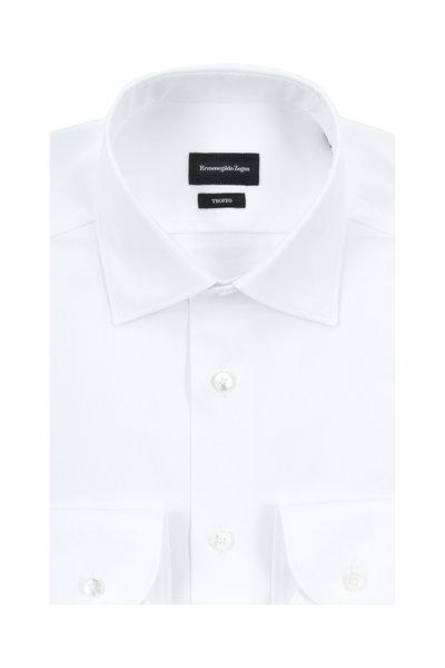 Ermenegildo Zegna - Trofeo White Dress Shirt