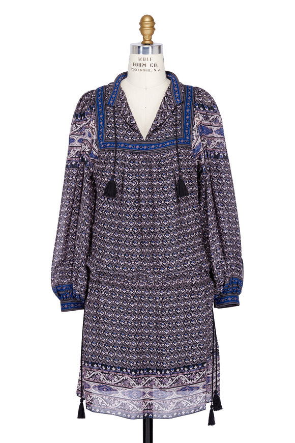 Ulla Johnson Reema Moonlight Silk Dress