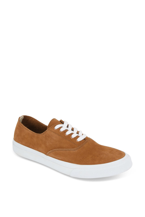 Sperry Cloud CVO Camel Suede Sneaker