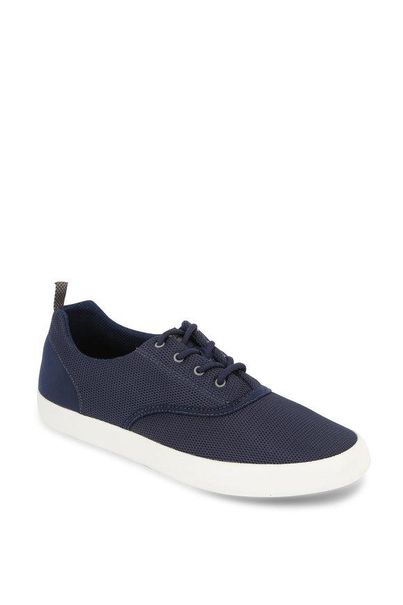 Sperry Flex Deck CVO Navy Blue Mesh Sneaker