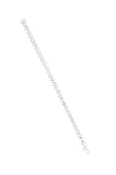 Louis Newman - Diamond Circle Bracelet