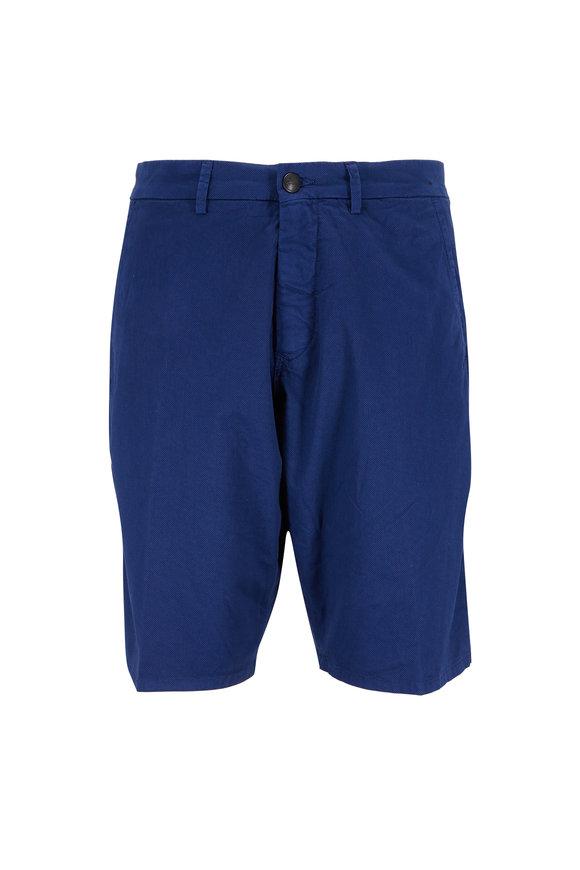 Good Man Brand Indigo Stretch Twill Shorts