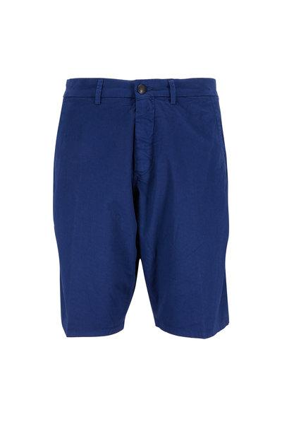 Good Man Brand - Indigo Stretch Twill Shorts