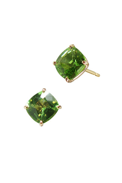 Paolo Costagli - Green Martini Stud Earring