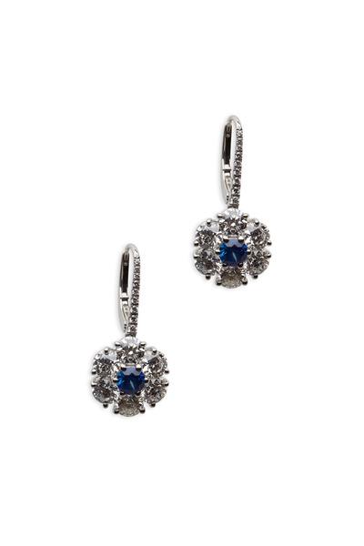 Graff - White Diamond Earrings