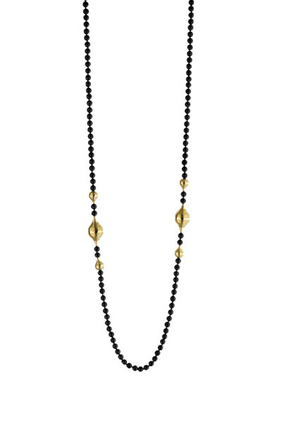 Ray Griffiths - Black Spinel Necklace