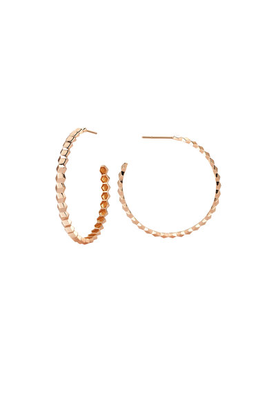 Paolo Costagli - 18K Rose Gold Brilliante Hoops