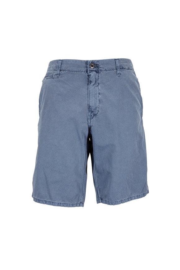 Original Paperbacks St. Barts Slate Corded Cotton Shorts