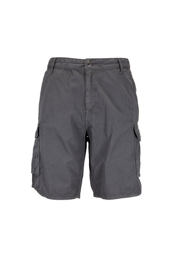 Original Paperbacks Newport Charcoal Gray Cargo Shorts