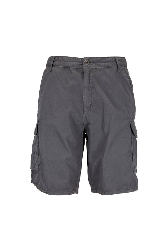 Original Paperbacks Newport Charcoal Gray Cargo Shorts