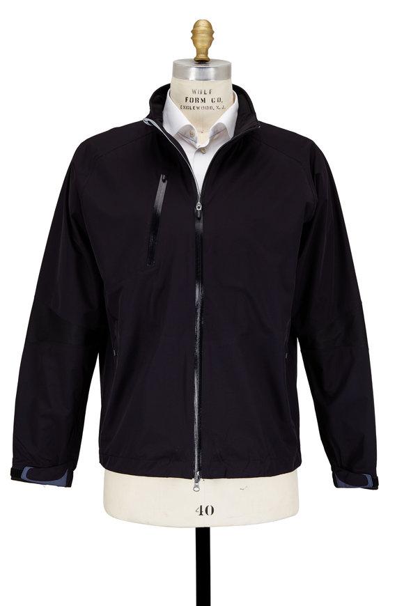 Zero Restriction  Pinnacle Black Performance Jacket