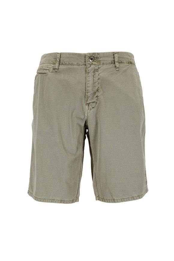 Original Paperbacks St. Barts Fatigue Corded Cotton Shorts