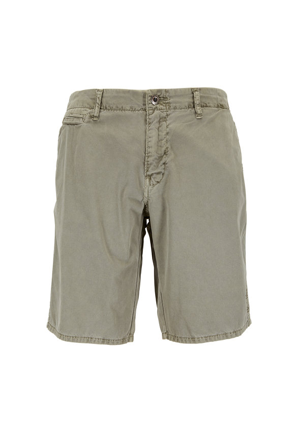 Original Paperbacks St. Barts Fatigue Corded Cotton Shorts