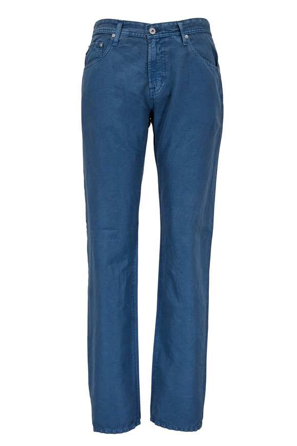 AG - Adriano Goldschmied The Graduate Linen & Cotton Jean