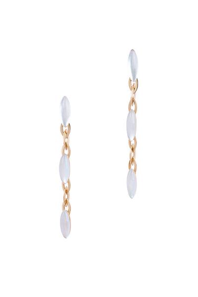 Vhernier - Mother of Pearl Dangle Earring