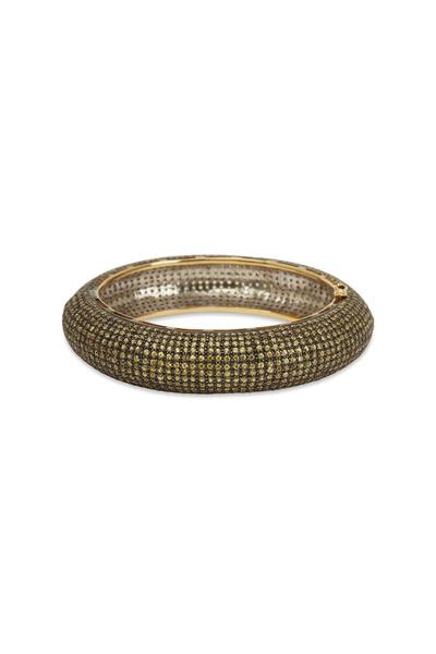 Loriann - Yellow Gold Yellow Sapphire Bracelet