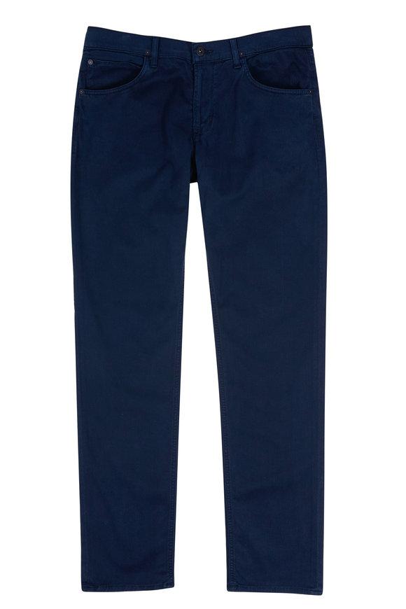 Hudson Clothing Blake Polar Navy Twill Pant