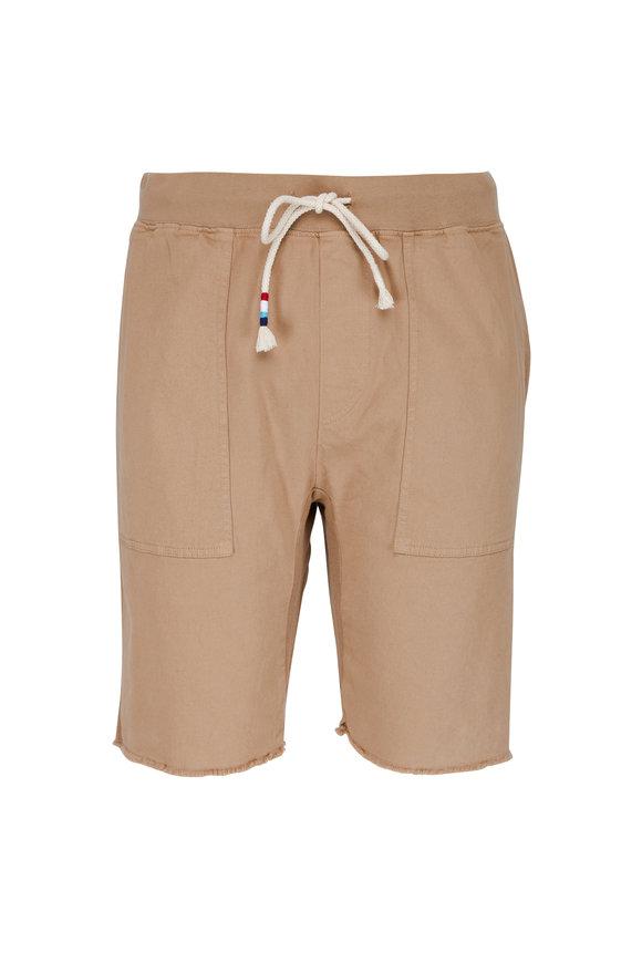Sol Angeles Essential Saddle Wash Drawstring Shorts