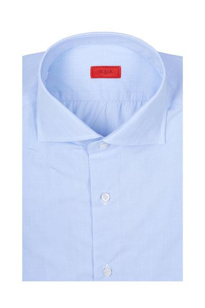 Isaia - Light Blue Dress Shirt