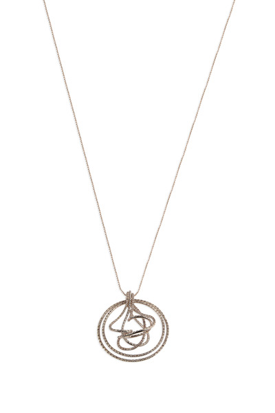 H. Stern - Noble Gold Long Diamond Zephyr Pendant