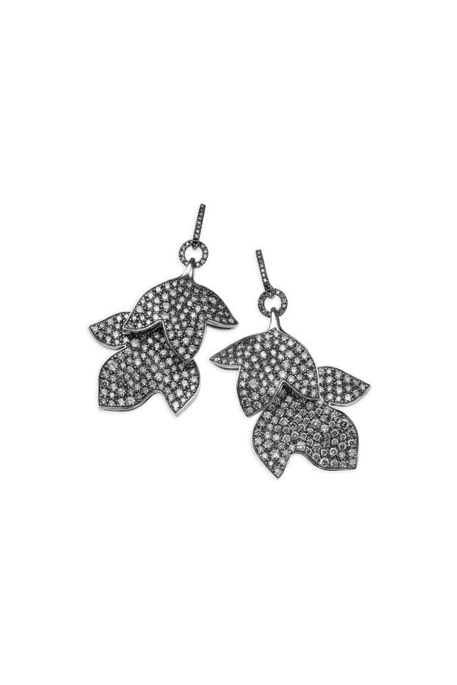Hera Noble Gold Diamond Earrings