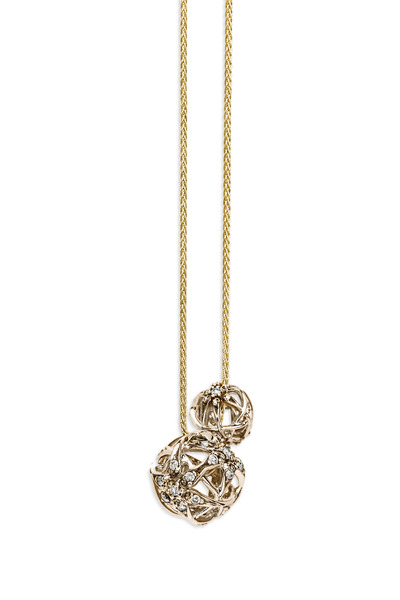 H. Stern - Copernicus Noble Gold Diamond Necklace