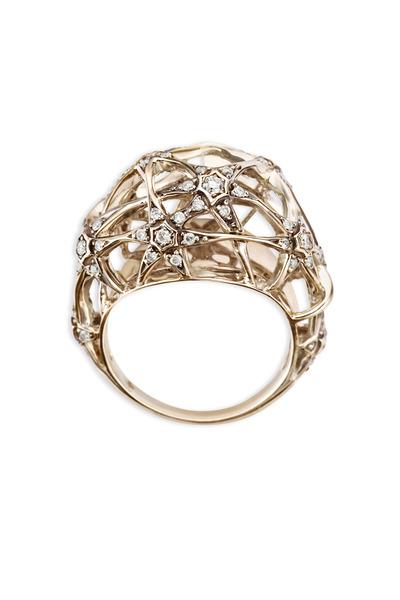 H. Stern - Noble Gold White Diamond Ring