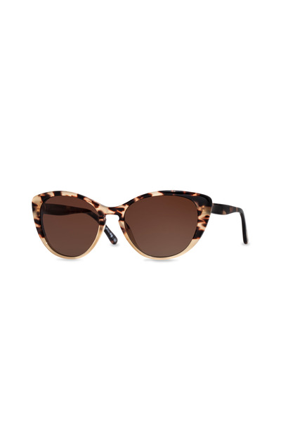 Oliver Peoples - Haley Brown Polarized Sunglasses