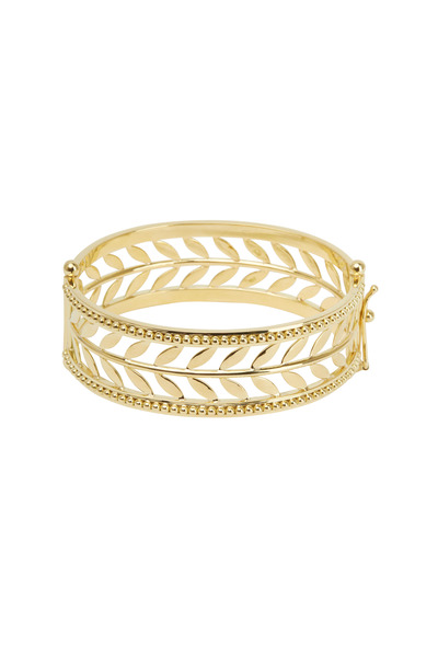 Temple St. Clair - Yellow Gold Vine Bracelet