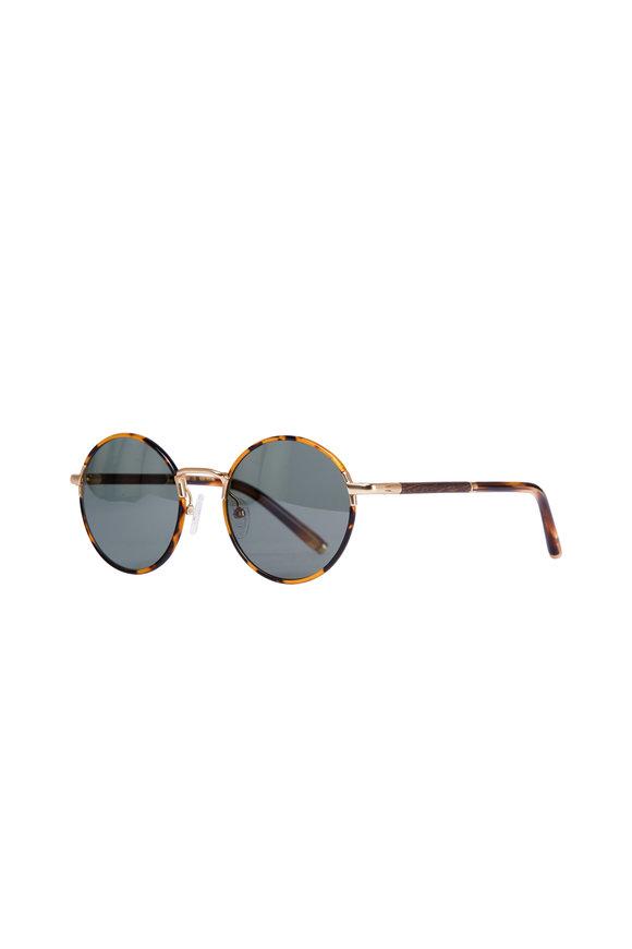 Shwood Hawthorne Tortoise Polarized Sunglasses