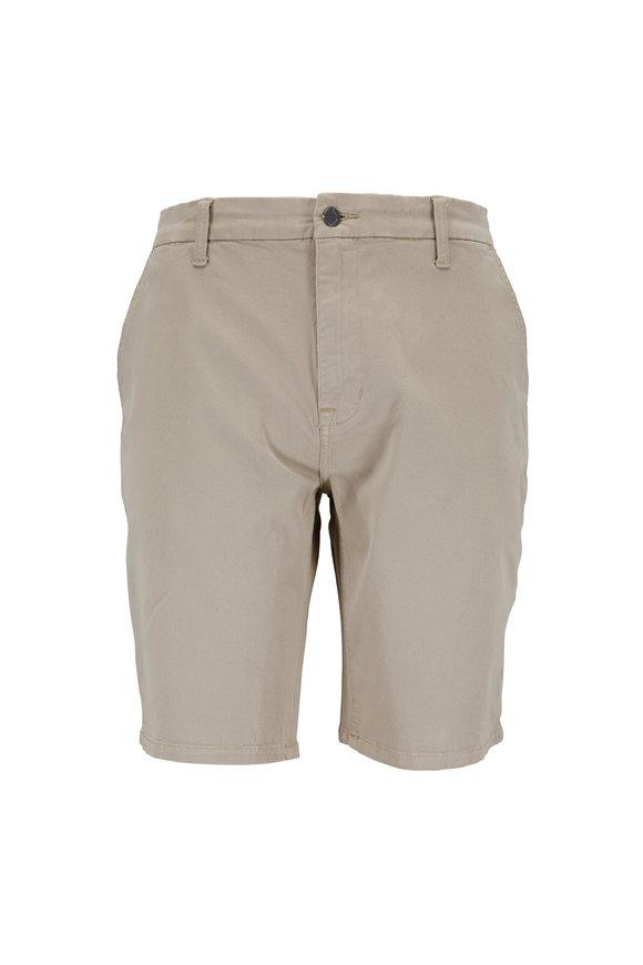 Joe's Jeans Brixton Ecru Kinetic Shorts