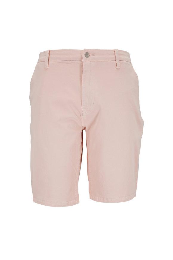 Joe's Jeans Brixton Flush Pink Kinetic Shorts