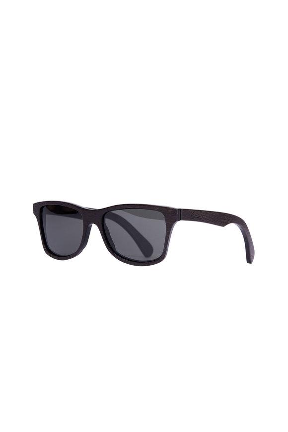 Shwood Canby Dark Walnut Polarized Sunglasses