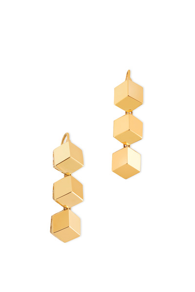 Paolo Costagli - Brilliante Yellow Gold Top Earrings