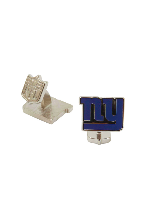 Cufflinks Inc Sterling Silver New York Giants Cuff Links