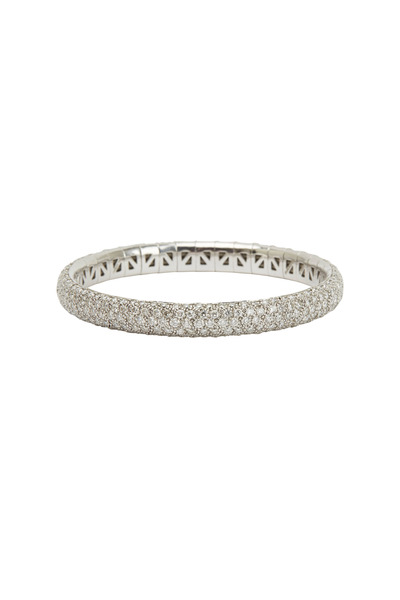 Mattia Cielo - 18K White Gold Diamond Bracelet