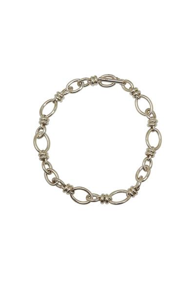 Pomellato - Sterling Silver Rondelle Chain Necklace