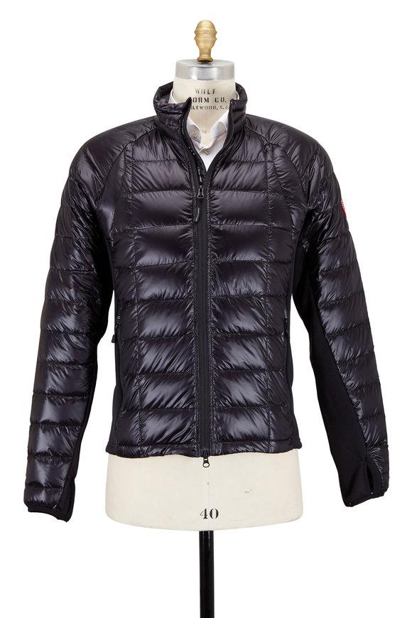Canada Goose Black Hybridge Lite Jacket