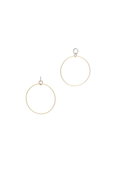 Spinelli Kilcollin - 18K Gold Diamond Altaire Hoops