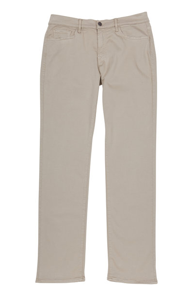 7 For All Mankind - Slimmy Luxe Sport Straight Leg Pant